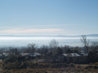 Fog in Bear Creek Valley-3